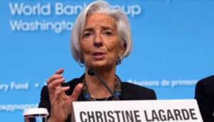 क्रिस्टीन लेगार्ड, अर्थव्यवस्था